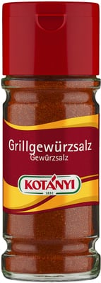 KOTÁNYI Grill Gewürzsalz (Glas) - 81 g