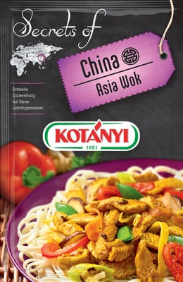 KOTÁNYI Asia Wok Secrets of China - 20 g
