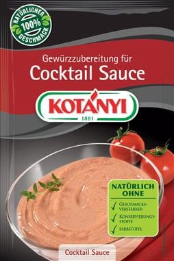 KOTÁNYI Cocktail Grillsauce - 13 g