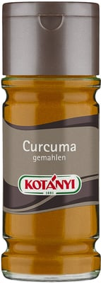 KOTÁNYI Curcuma gemahlen - 50 g
