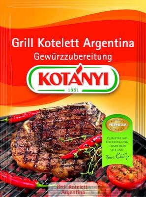 KOTÁNYI Grill Kotelett Argentina - 40 g