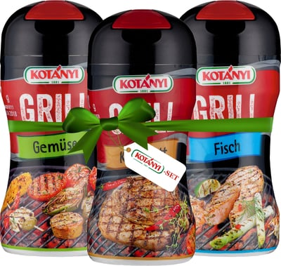 KOTÁNYI Grillmeister - Grillset