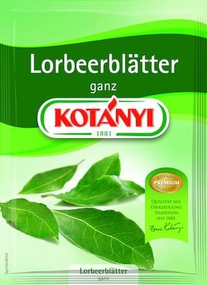 KOTÁNYI Lorbeerblätter - 5 g