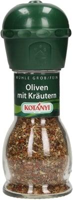 KOTÁNYI Oliven mit Kräutern - 46 g