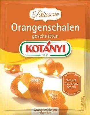 KOTÁNYI Orangenschalen - 20 g