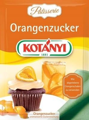 KOTÁNYI Orangenzucker - 50 g