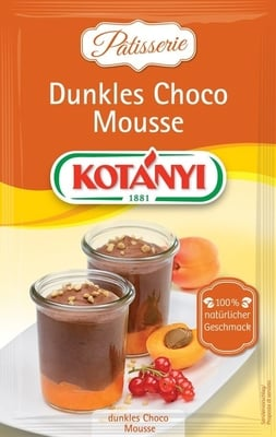 KOTÁNYI Patisserie dunkles Choco Mousse - 70 g