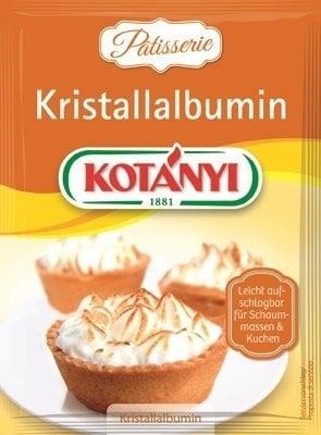 KOTÁNYI Patisserie Kristallalbumin - 40 g