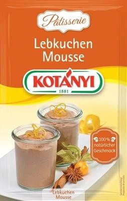 KOTÁNYI Patisserie Lebkuchen Mousse - 71 g
