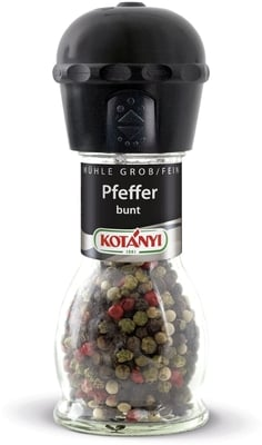 KOTÁNYI Pfeffer bunt - 35 g