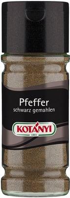 KOTÁNYI Pfeffer schwarz gemahlen - 50 g