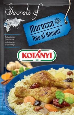 KOTÁNYI Ras el Hanout Secrets of Morocco - 20 g