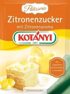 KOTÁNYI Zitronenzucker - 50 g